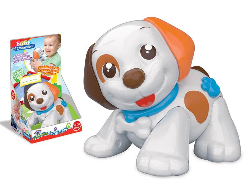 Cagnolino Cercacoccole - giocattoli per bebè Clementoni