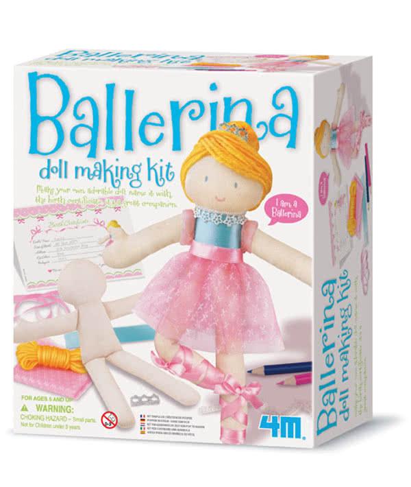 Crea la tua ballerina attivit artistiche 4m - Crea la tua cameretta online ...