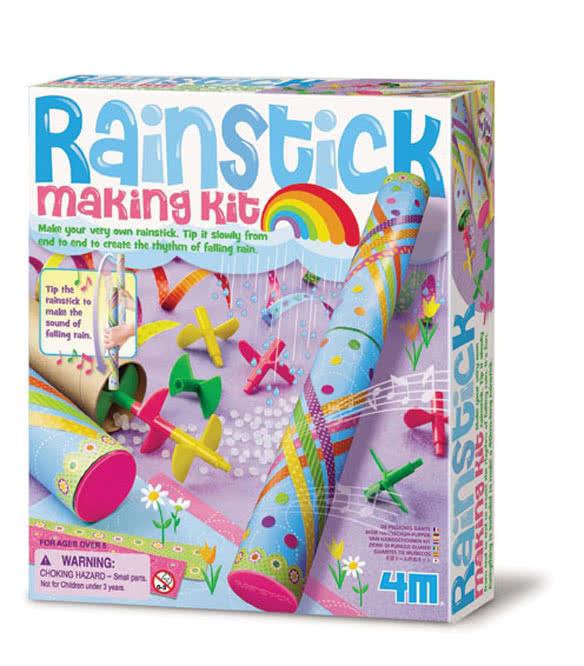 Crea bastoncino della pioggia giocattoli creativi 4m - Totem palo modelli per bambini ...