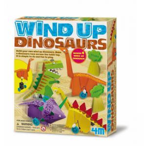 Crea dinosauri a molla