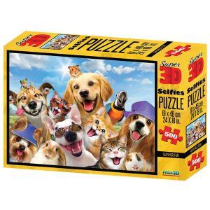 10160 h. robinson puzzle 3d summer fun selfie