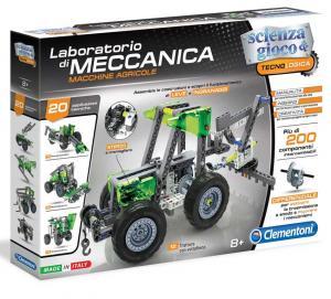 Laboratorio di meccanica - Macchine Agricole