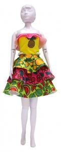Maggy Tutti Frutti - abito da cucire Dress Your Doll