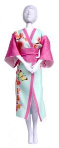 Yumi Blossom - abito da cucire Dress Your Doll
