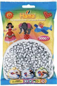 Hama Beads Midi 3000 pezzi - Grigio chiaro n.70