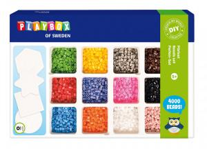 Set perline Pyssla - giocattoli creativi Playbox