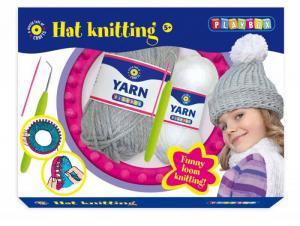 Crea un cappello di maglia
