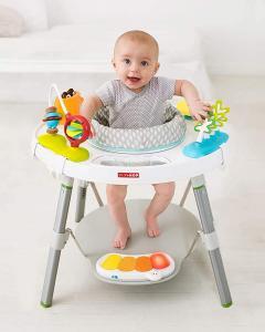 Tavolino per neonati 3 livelli