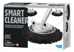 Robot pulitore intelligente
