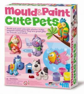 Modella e colora - Animali domestici