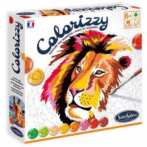 Colorizzy - Dipingere con i numeri - Savana