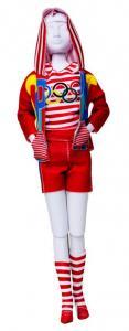 Sporty Olympic - abito da cucire Dress Your Doll