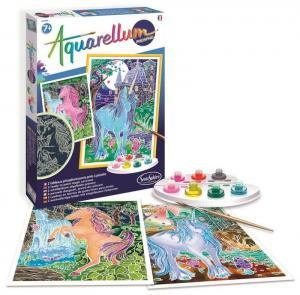 Aquarellum - Unicorni fosforescenti
