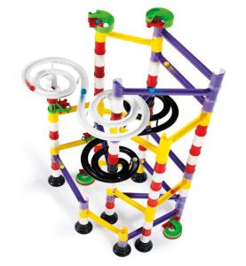 Marble Run Double Spiral