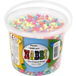 Secchello Nabbi beads pastello 5000 p.