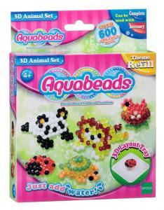 Ricarica Aquabeads animali 3D