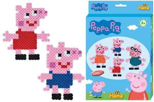 Hama Beads Midi - Peppa Pig