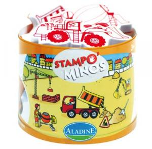 Stampominos - Cantiere