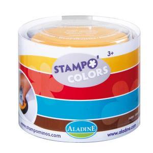 Stampo colors - 4 tamponi colorati