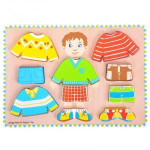 Puzzle - Bambino da vestire