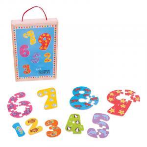 Puzzle numeri 1-9