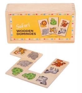 Domino animali della savana