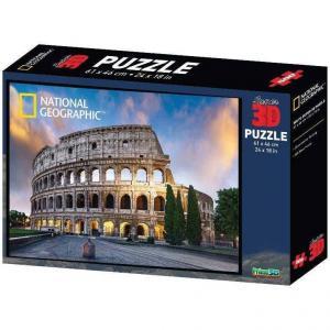 Puzzle 3D - Il Colosseo