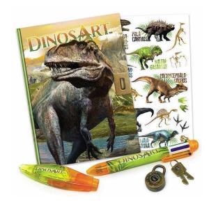 Diario segreto DinosArt
