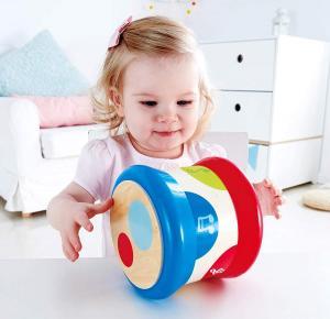 E0333 baby tamburo hape toys