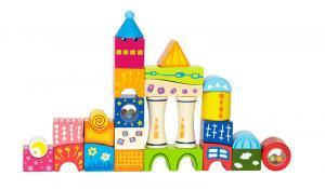 Blocchi di costruzione castello