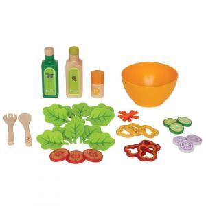 Set insalata e condimenti