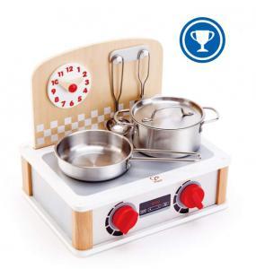2 in 1 - Cucina e Grill hape toys E3151