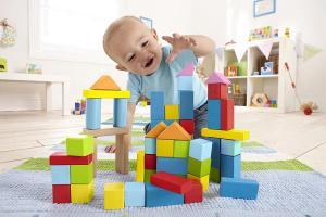 Costruzioni in legno - 101 pezzi