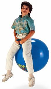 Hop on 66 pallone da saltare