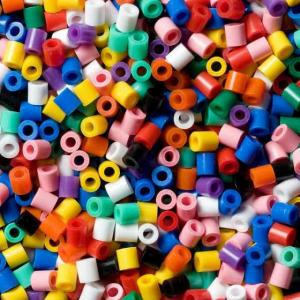 Hama Beads midi 1000 pezzi - 10 colori