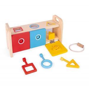 La scatola delle chiavi