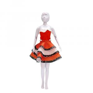 Maggy Flamenco Dress your doll