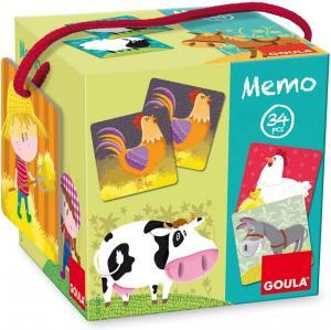 Memory animali della fattoria