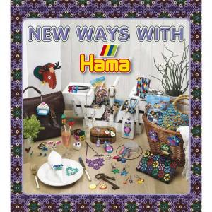 """Libretto ispirazioni """"New ways with Hama"""""""