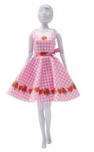 Peggy Roses Dress your Doll