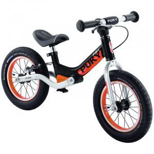 Bici senza pedali Puky LR Ride con freno - Nera
