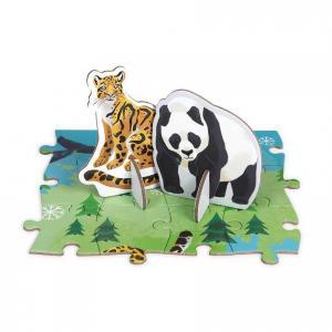 Puzzle WWF Specie protette