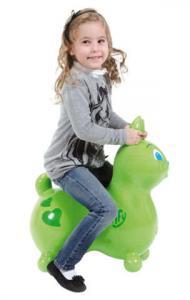 Coniglietto gonfiabile Raffy Verde