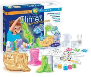 La chimica degli Slime speciali