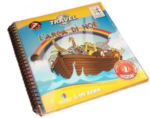 Gioco magnetico da viaggio: L'arca di Noè