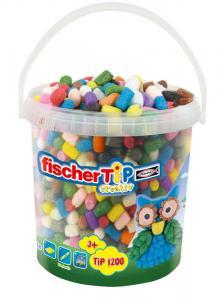 Fischer Tip - Secchiello 1200 pz