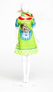Twiggy Kitten Dress your Doll
