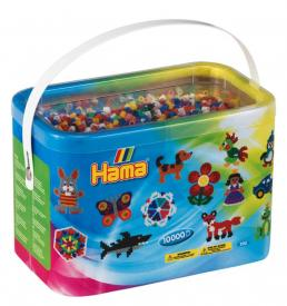202-00 Hama Beads Pyssla 10000 pezzi