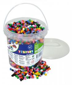 Perline da stirare 10 colori (pyssla)