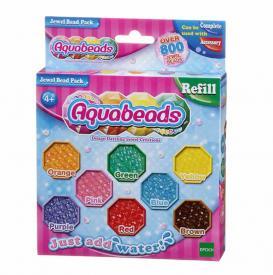 Ricarica Aquabeads - Perline sfaccettate 31679
